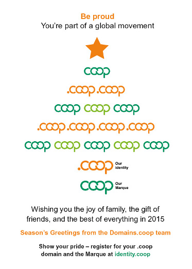 Happy Christmas from Global Co-operative Movement