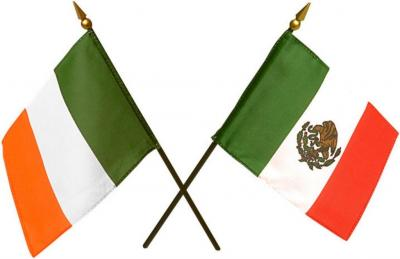 Ireland and Mexico Culture ShowcaseX