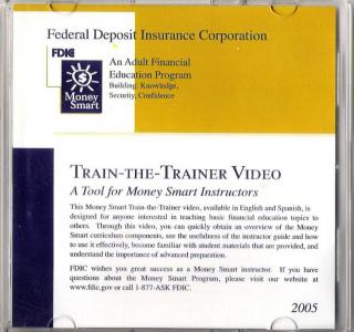 FDIC Money Smart TTT Video (English)